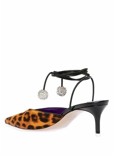 Attico Ayakkabı Leopar